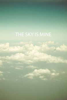 The sky is mine by thailinh
