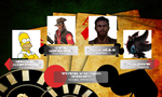 My Poker Night Fictional Opponents 2 by SonicPal