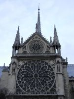 539 - Notre Dame Cathedral by WolfC-Stock