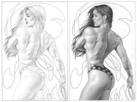 Wonder Woman Layout By Peteravle by petervale