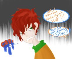 SP - Pissed Kyle by Schizo-and-Phrenic