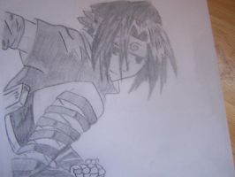 Sasuke - raWr by xxSummernights