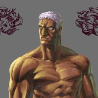 street fighter 3 - urien by ilison