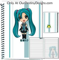 Program 01 Journal by OurDestinyDesigns