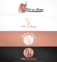 Makeup Logo Concept (For Sale) by DianaGyms