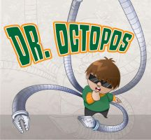 Dr Octopos by JAGRASSI