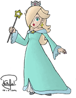 Rosalina by Dino-drawer