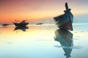 Now Boat by SatriyoTeguh