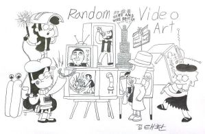 Random Video Art by komi114