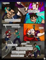 Minecraft: The Awakening Pg23 by TomBoy-Comics