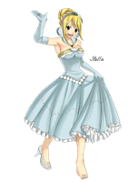 Lucy Heartfilia (15) Render by Stella1994x