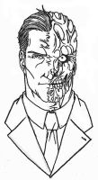 Two-Face by creid