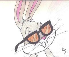 Bugs Bunny by JohnnyZim777