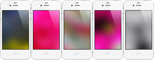 iOS Wallpapers Non 4 Inch by rcreatives