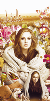 Adele #3 by byCreation