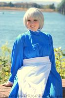 Howl's Moving Castle - All Alone by Eli-Cosplay