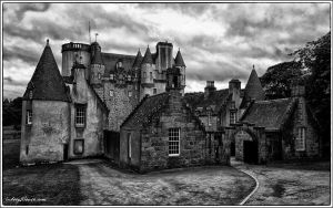 Castle Fraser by indeepsilence