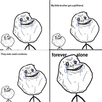 FOREVER. ALONE. by Darkeh91