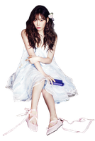 [PNG/Render] SNSD's Taeyeon #78 by riahwang12