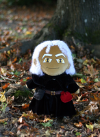 Raistlin Majere Plush by padfootb3