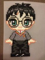 Adorable Harry Potter by ReeRee6924