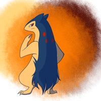 Typhlosion by TheBlueTrickster