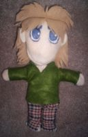 Roger plushie... by real-faker