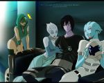 Asari Trouble by annria2002