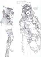 HUNTRESS Study by wrathofkhan