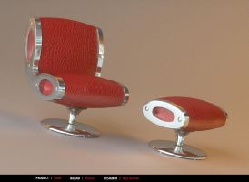 Maxwell - 'Chairs' Project I by ViraA
