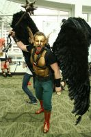 Hawkman - ECCC 2012 by nwpark