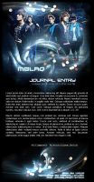 MBLAQ dA Journal Skin by Viacia