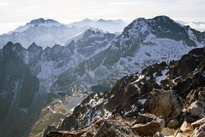 From Lomnica - Tatras by Tullusion