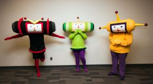 Katamari Damacy by Sugarkins
