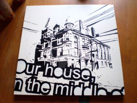 our house by the-shepherd
