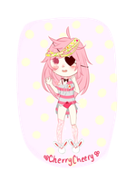 [CLOSED] Strawberry Syrup Zombie by CherryCheery
