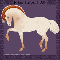 Joker Import 009 by BaliroAdmin