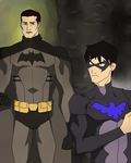 'The World Doesn't Need You to be Batman' by theGnomeKing