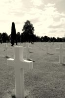 American Military Cemetery by Nitersss