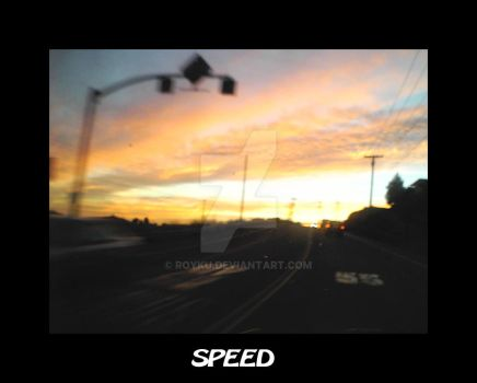 SPEED by Royku