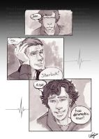 PULSE :: Sherlock fanbook comic Page 1 by LadyFitz