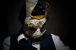 Only Man (Splicer Cosplay) by seaninja951