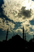 Blue Mosque II by smrdncr