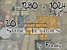 Stone textures by freaky-x