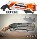Nerf Roughcut by SWAT-Strachan