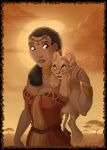 African Princess by DolphyDolphiana