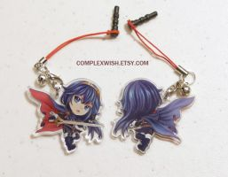 Fire Emblem Charm - Lucina by ComplexWish