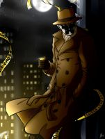 Rorschach's Journal... by Smudgeandfrank