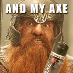 AND MY AXE by EdmondDantes