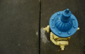 Fire Hydrant by Metallifreaknate